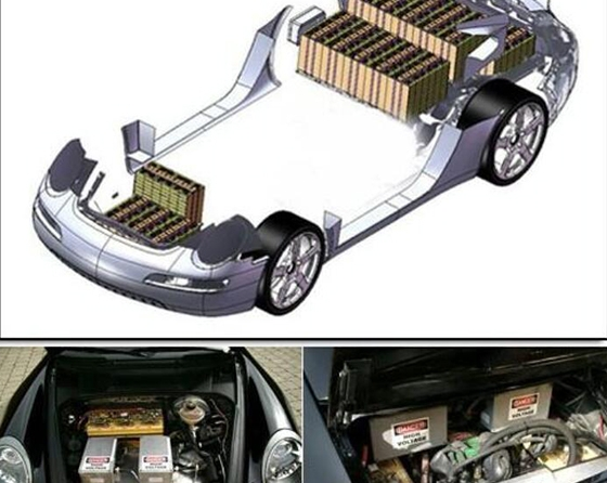 动力电池回收拆解