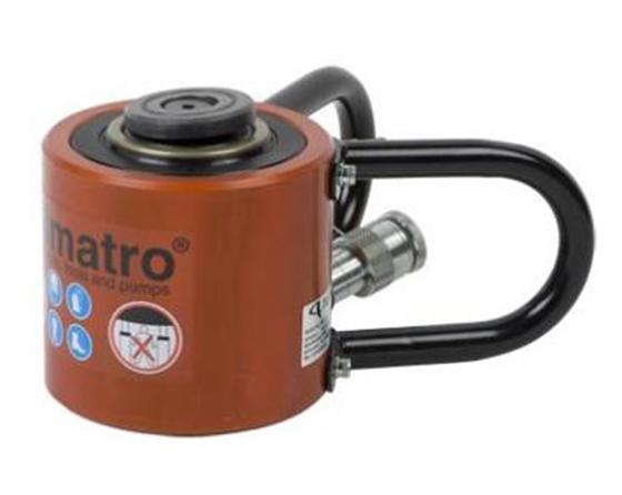 铝合金液压缸-气动复位